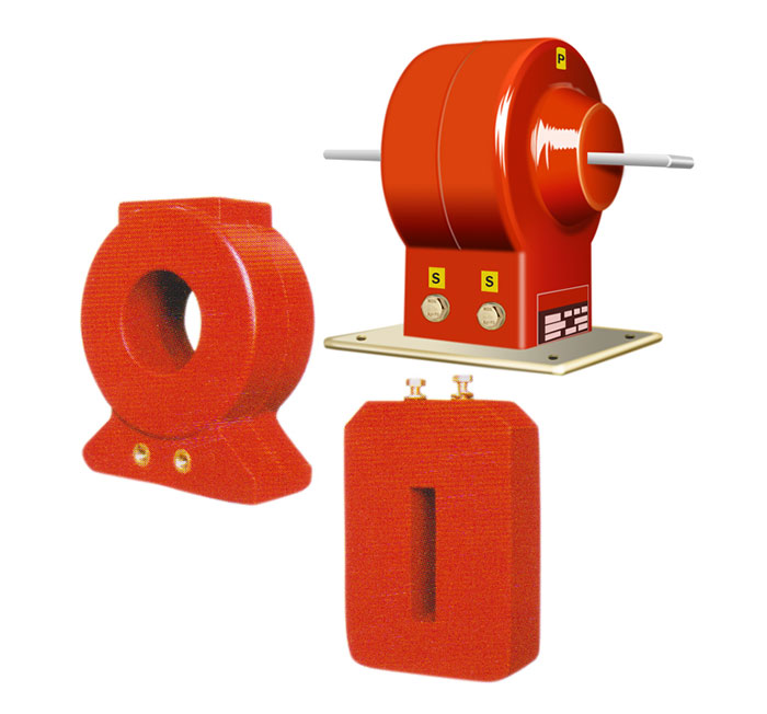 Low-Tension-Current-Transformer